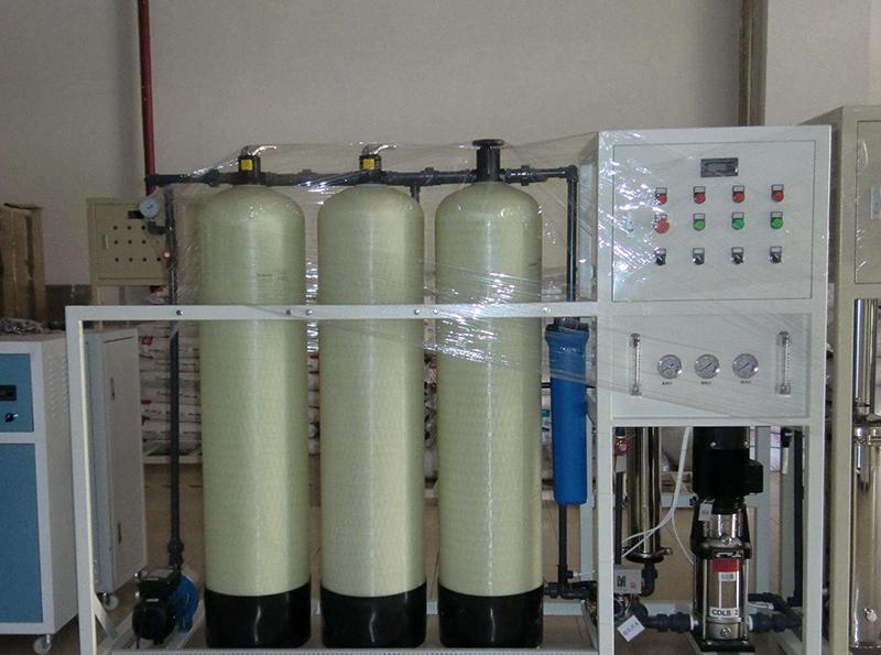 小型表麵處理純水設備
