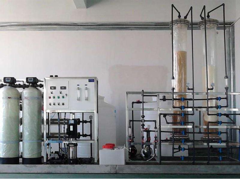 電子超純水處理設備