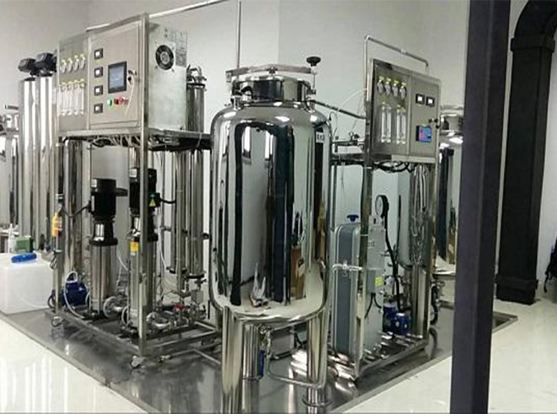 工業純水設備在使用過程的三大注意事項