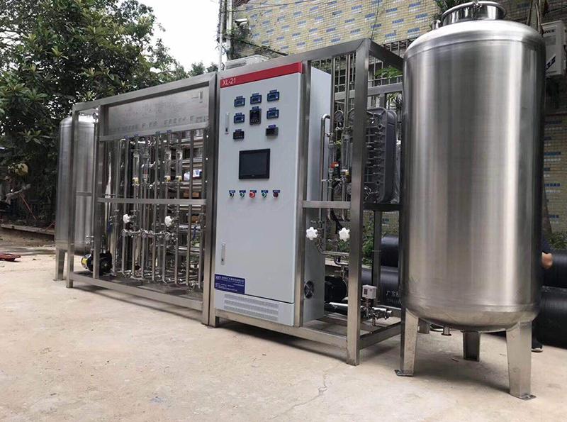 實驗室超純水處理設備