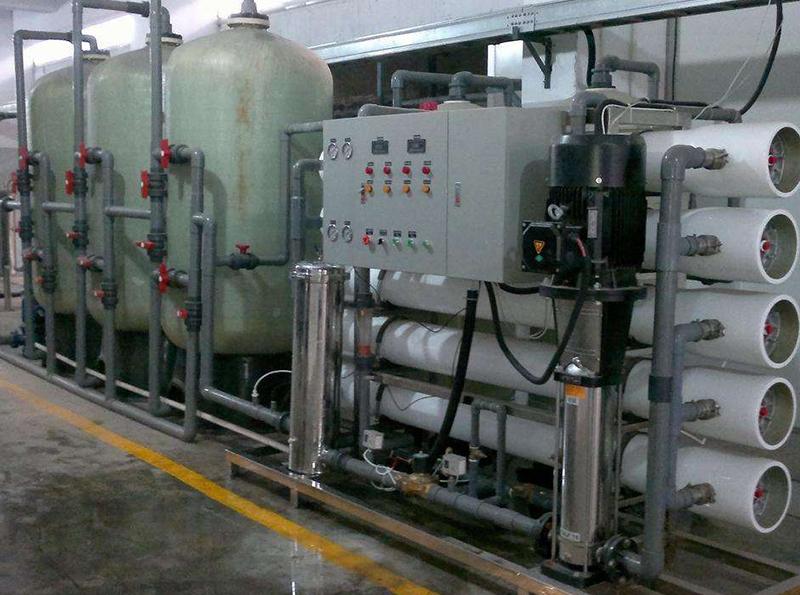工業用純水機