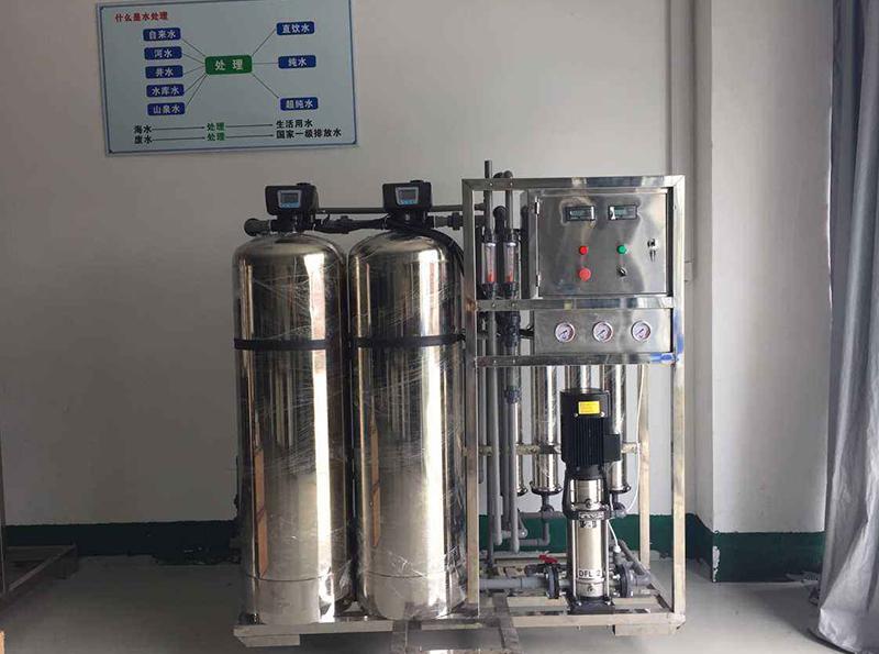自動純水機