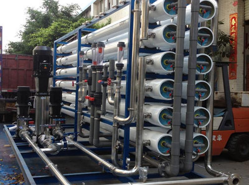 小型工業純水設備