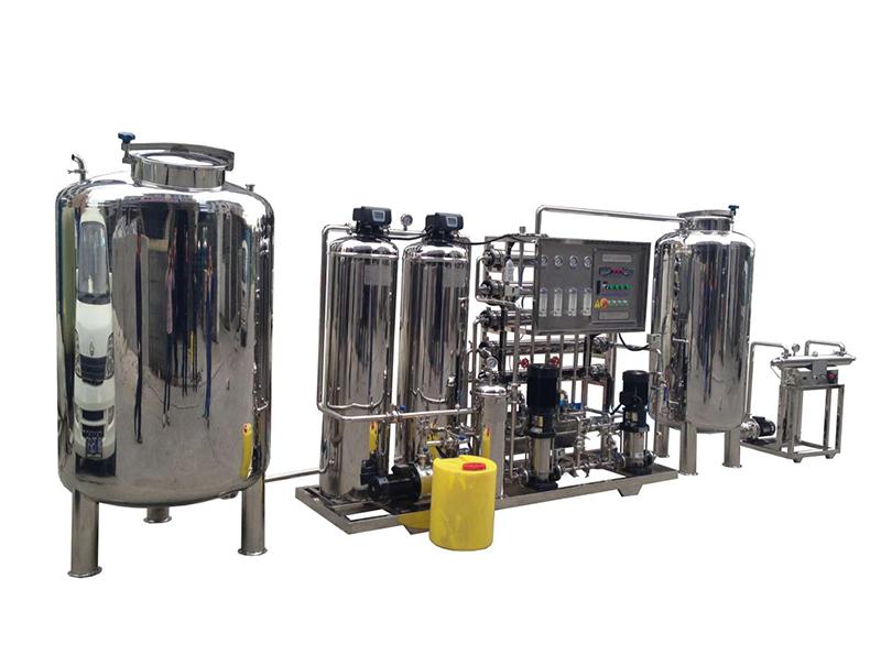 化學純水設備