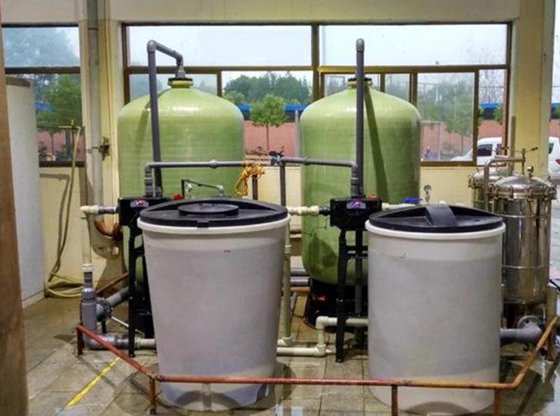 井水軟化處理設備