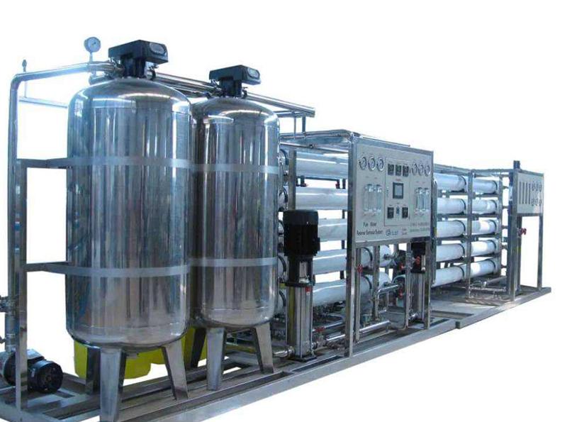 飲料行業純水設備