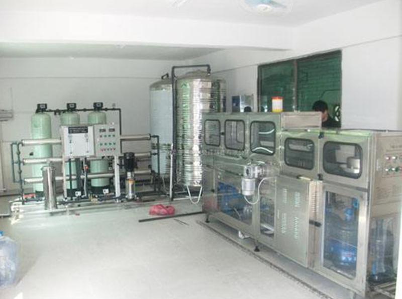 飲料生產用純水設備