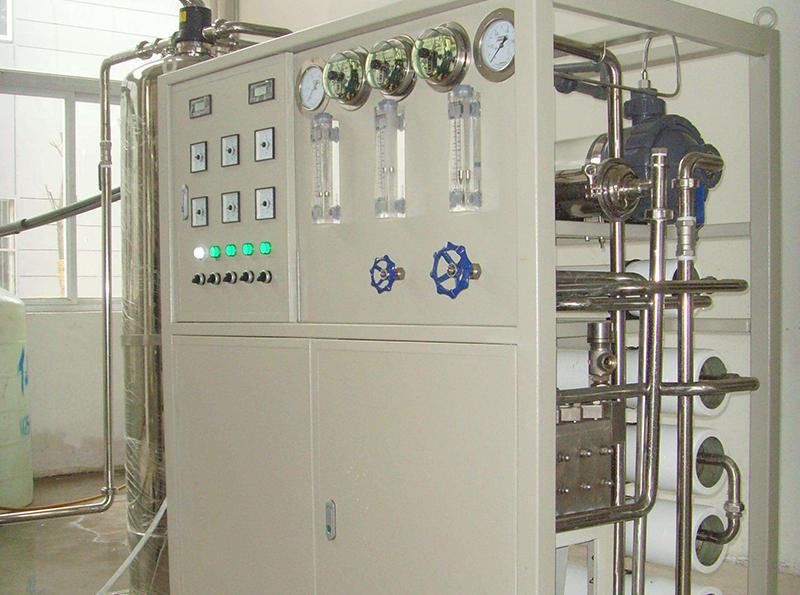 1噸海水淡化設備