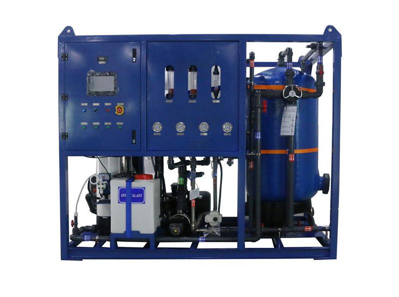 船舶海水淡化設備