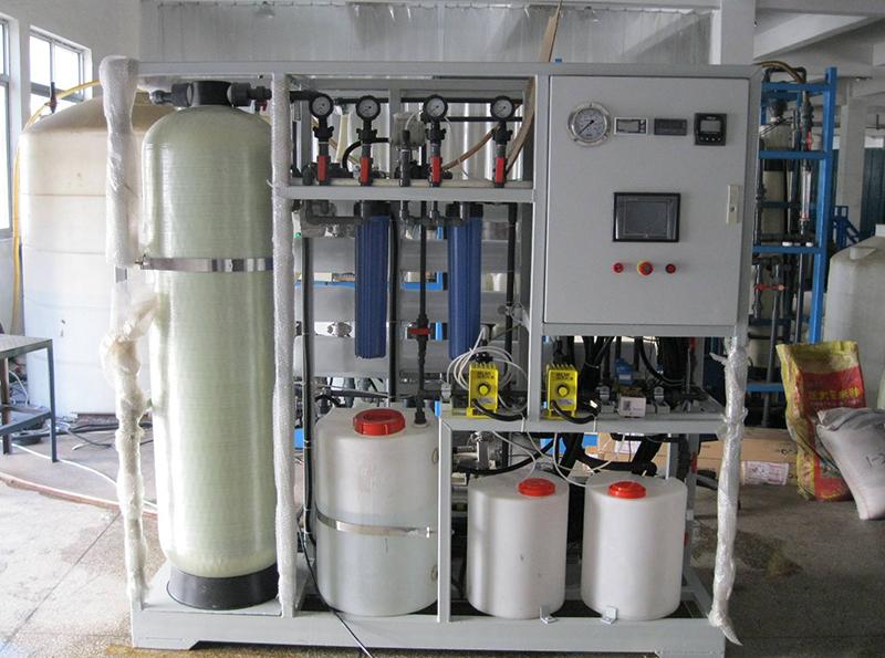 反滲透海水淡化設備