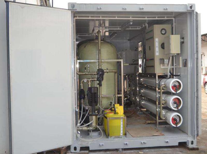 小型海水淡化設備