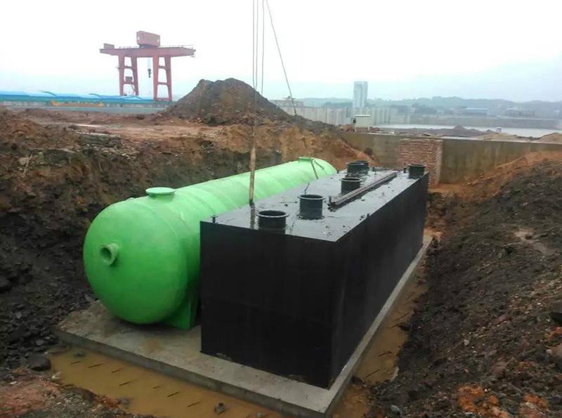 河道汙水處理設備