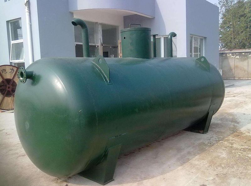 食堂汙水處理設備