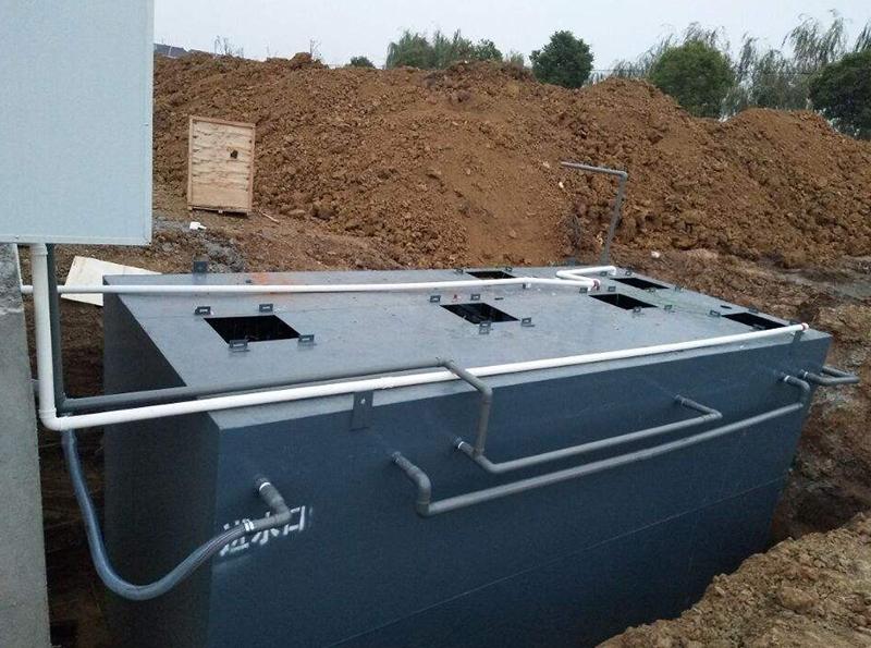 地埋式醫院汙水處理設備