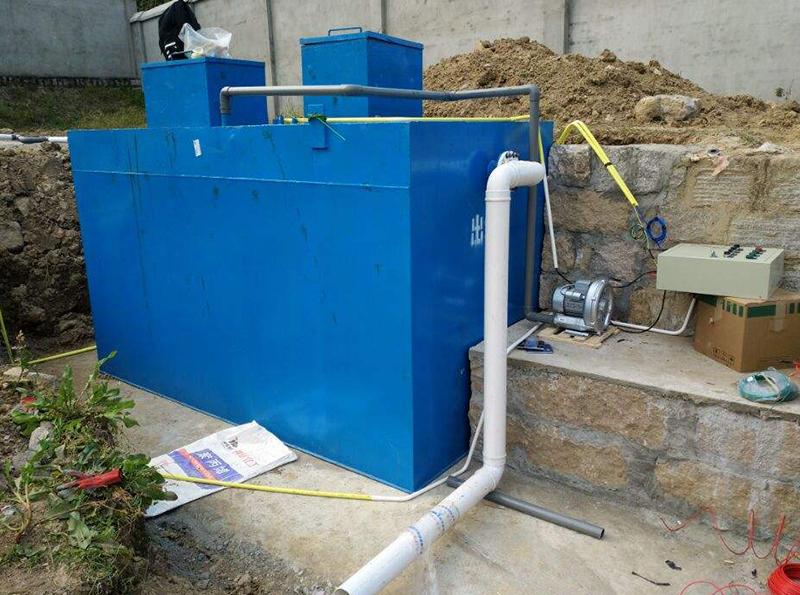 生活一體化汙水處理設備