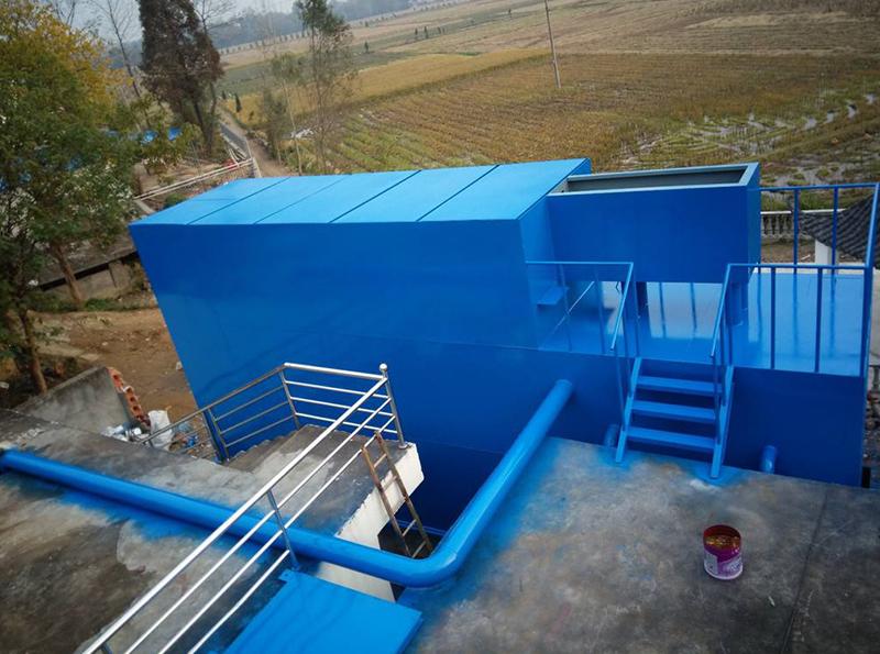 農村飲水設備