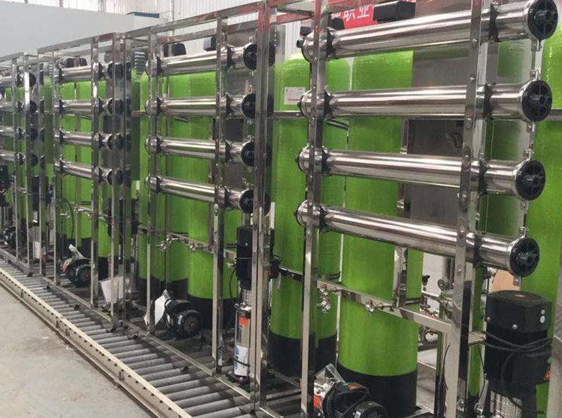 社區直飲水設備