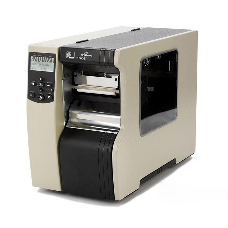 110Xi4工业型条码打印机