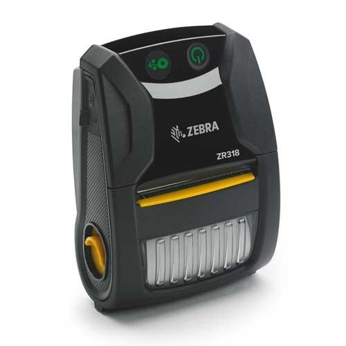 ZR300系列 移动收据和标签打印机
