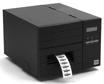 TSC342M工业条码打印机