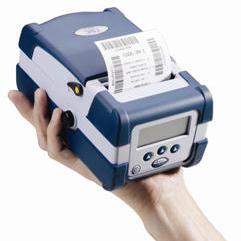 M23手持条码打印机