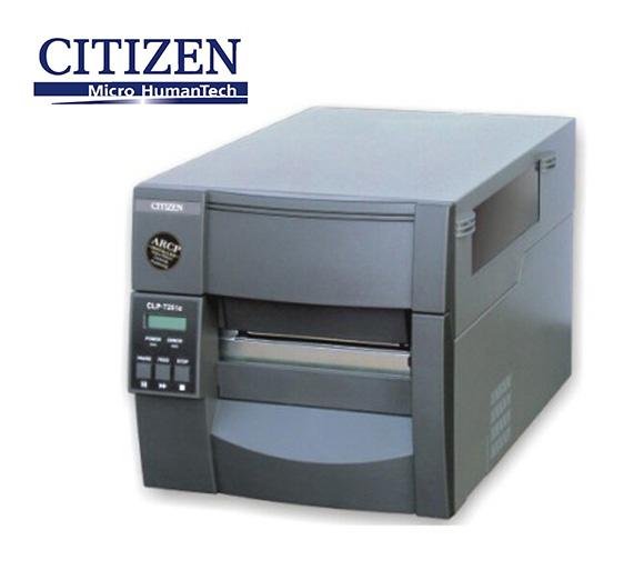 西铁城 CLP7201e/CLP7401标签打印机