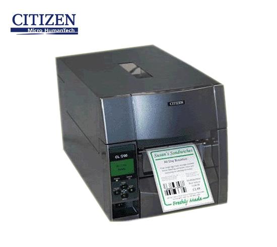 西铁城CL900 RFID条码打印机