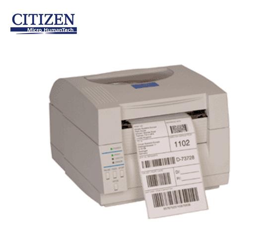 西铁城 CLP-521热敏纸打印机系列