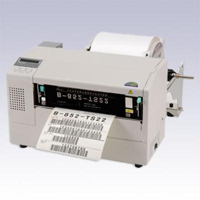 B-852 宽幅工业条码打印机