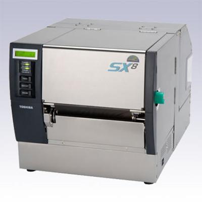 B-SX6T / SX8T宽幅工业条码打印机