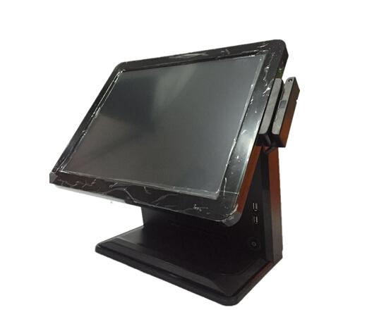 桑德龙单屏触摸一体收银机SDL-D5