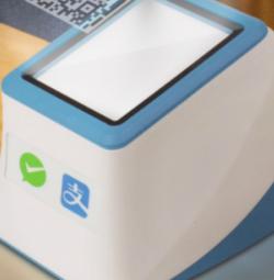 Q200台式扫码盒