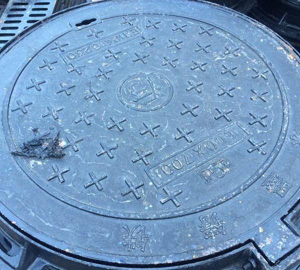 800球墨铸铁井盖