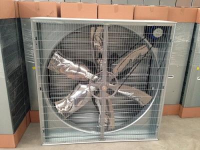 车间排气降温