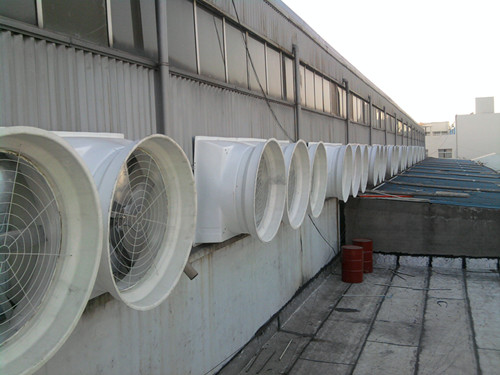 工厂通风降温
