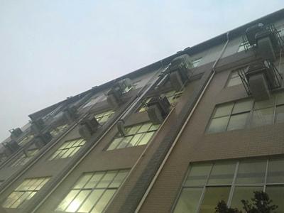 厂房排气降温设备厂家