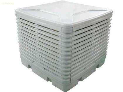 水冷空调安装