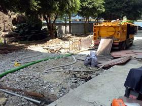 污水管网改造
