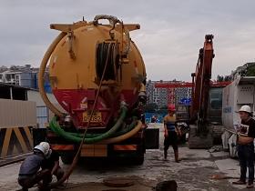 市政排水管道清淤