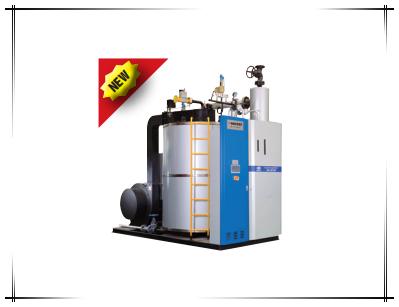 低氮冷凝式贯穿蒸汽锅炉