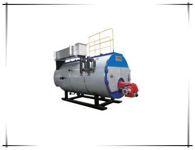 超低氮冷凝式蒸汽锅炉