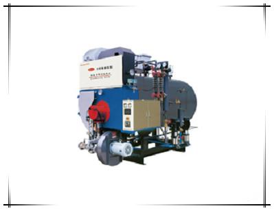 低氮冷凝式余热回收蒸汽锅炉