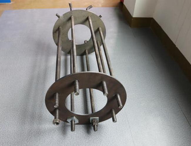 钢结构地脚笼