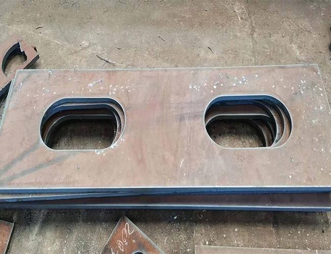 石油裂化管钢板