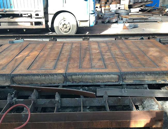 45#钢板切割加工