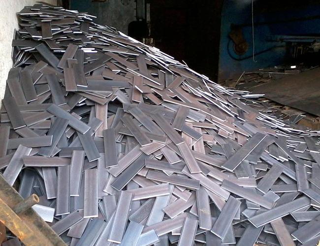 镀锌钢板折弯加工