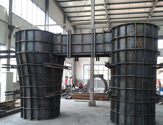 桥梁建筑钢模板