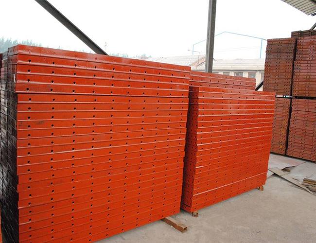 定型钢模板