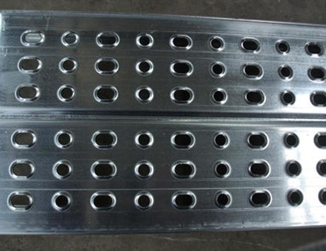 热镀锌脚手架钢板