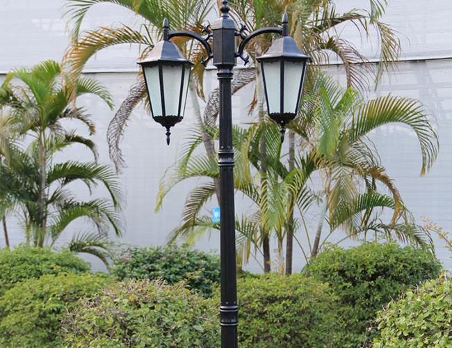 小区道路照明灯